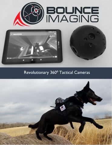 Revolutionary 360° Tactical Cameras
