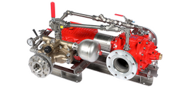 FireDos Generation III Foam Proportioner