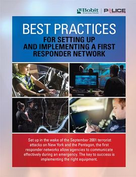 Best Practices for Setting Up and Implementing a First Responder Network
