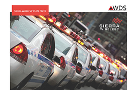 How to Keep First Responders and Communities Safe with Reliable In-Vehicle Connectivity
