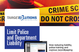 Limit Police and Department Liability