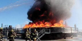 Chevron's Approach to Industrial Fire Training