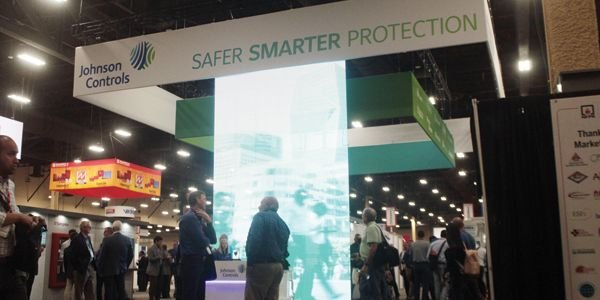 Detect 360 was among the new products presented by Johnson Controls at the 2018 NFPA Expo...
