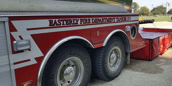 Water tankers are a critical part of a rural VFD's fleet.