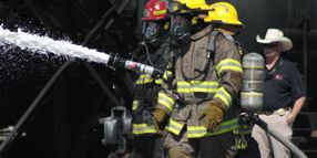 Shell's Training for Fire Responders