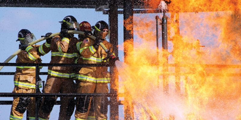 A Closer Look at Private Sector Fire Response