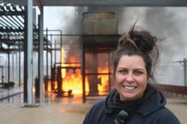 Shell Responder Grew up With Refinery Business