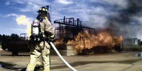 Texas Fire School Resumes Summer Industrial Training