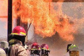 2016 TEEX Industrial Fire Training