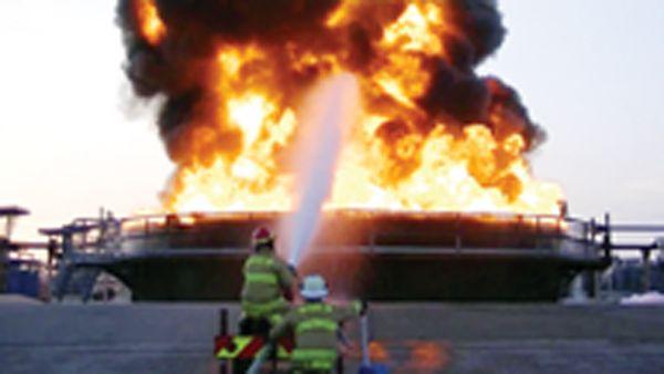 - Photo courtesy of Williams Fire & Hazard Control