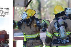 Training for an Alabama Refinery's ERT