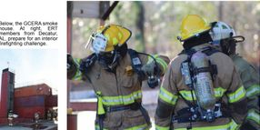 Training for an Alabama Refinery's ERT