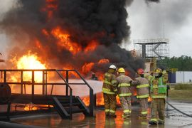 Industrial Emergency Services' Fire Protection Services