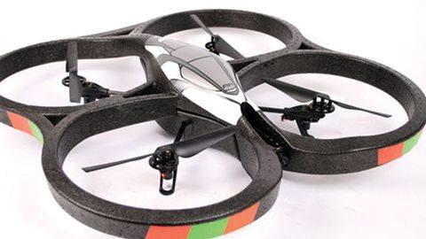 Aerial Drone Technology Evolves