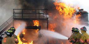 Pine Bend Refinery's Volunteer Fire Brigade