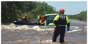 A Safe Approach to Swift Water Rescue