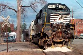 Graniteville, South Carolina: Jan. 5, 2005