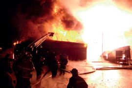 Garfield Heights, Ohio: Dec. 29, 2003