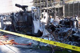 Vapor Release Triggers California Blaze