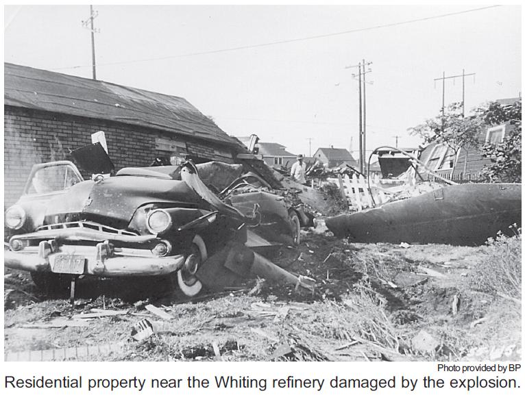 Whiting, Indiana: Aug. 27, 1955