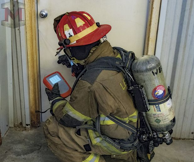 You may not know the dangers, if you don't monitor for them. You won't be very good at monitoring, if you don't make it a regular part of your operation. - Photocourtesy of Tony Cole.