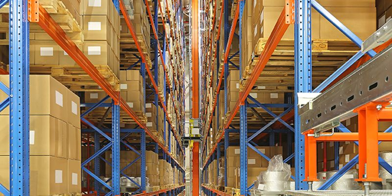 Industrial facilities may contain automated storage and retrieval systems that firefighters...