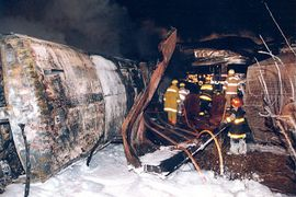 Revisiting the 1999 City of New Orleans Train Derailment