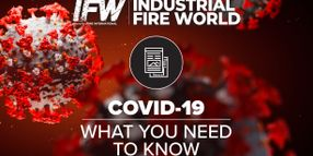 Industrial Firefighters Ready to Help Communities Battle COVID-19