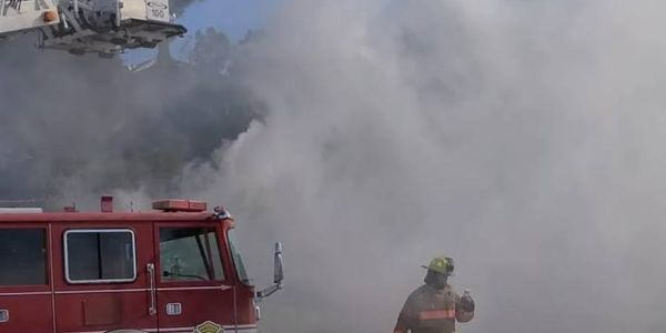 Having eyes in the sky gives fire commanders unprecedented support for critical decisions. Drone...