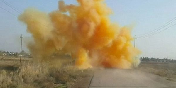 Chlorine Gas: Munition or Commodity?