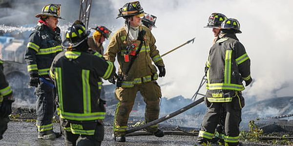 The time to build relationships with local fire departments is before an incident occurs.