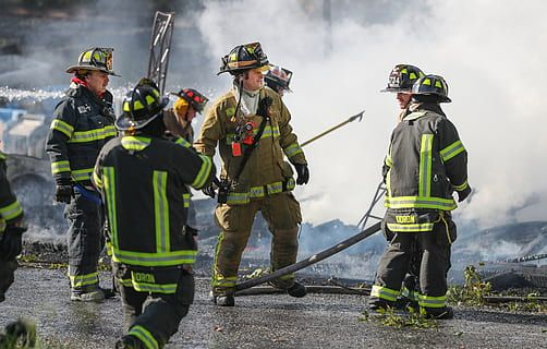 The time to build relationships with local fire departments is before an incident occurs. -