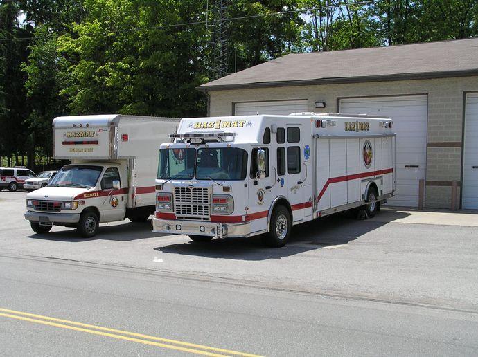 - Mahoning County Hazardous Materials Response Agency