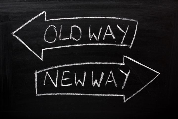 New ways of thinking can change how you do what you do. -