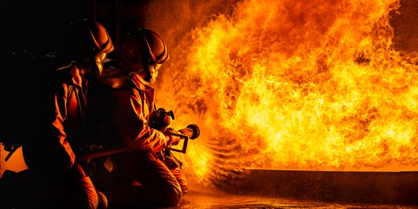 Industrial firefighting is hard, dangerous work. Exposure to fumes, chemicals and burns put...
