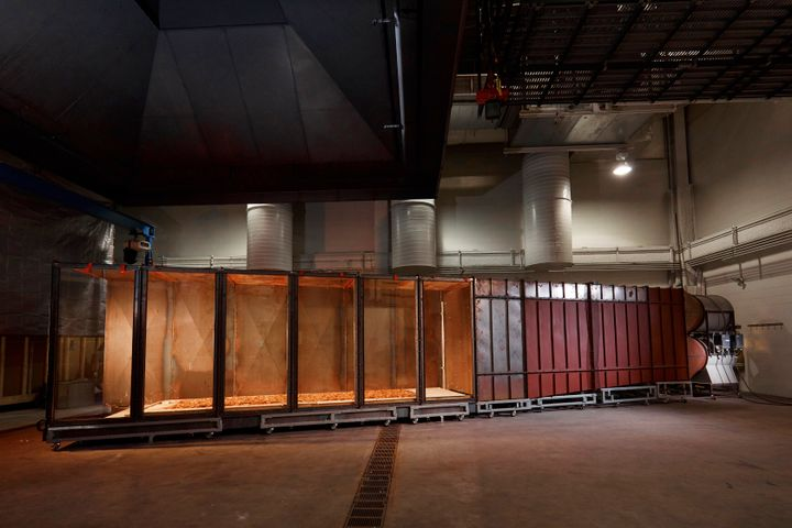 Simeoni will use a wind tunnel, a sloping bench, and live burns to zero in on indicator reliability. - Worcester Polytechnic Institute (WPI)