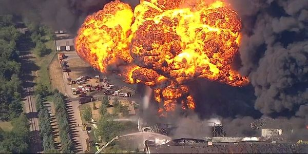 OSHA officials are investigating the Chemtool fire. There are no current safety violations...