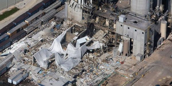 The Didion Milling Inc. explosion in 2017 highlights the risk combustible dust explosions pose...