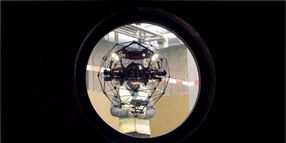 Indoor Drones for Industrial Firefighting