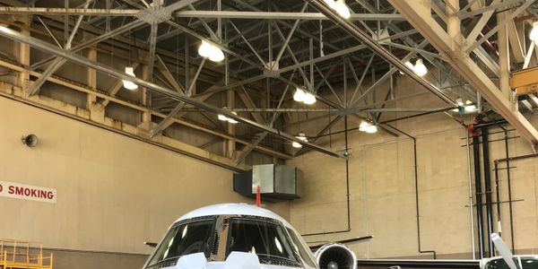 Lehigh Valley Airport decided to upgrade building systems in Hangar 7, including its Aqueous...