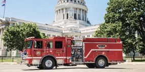 Pierce Develops a Cleaner, Greener Fire Truck