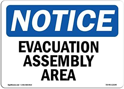 Establish a place to assemble to account for all employees during an evacuation. - Compliancesigns.com
