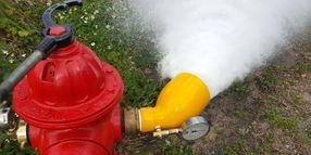 Flow Testing of Hydrants