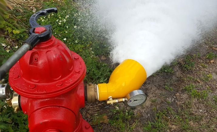 The principal purpose of fire flow testing is to verify available water and identify possible deficiencies in the hydrant system. - NNI Inc.