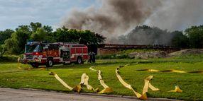 Hazmat Nation: 4 Hazmat Lessons From a Lithium Battery Fire