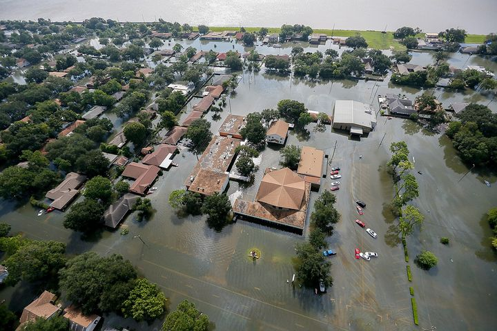 In the aftermath of every large incident, we should take time to determine what really happened. What did we do right? What did we do wrong and what could we have done better. - Wikipedia Image of Hurricane Harvey