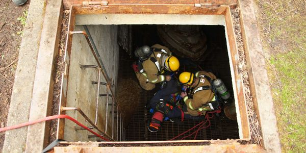 Confined space training helps rescuers recognize hazards and work safely in and around these...