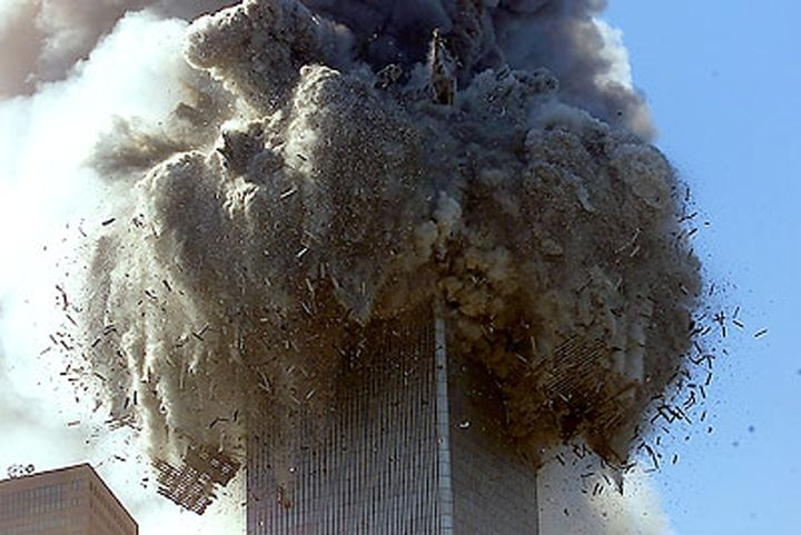 The lesson we can take from those who did suffer illnesses after 9/11 is that building collapses are often hazmat incidents. - Creative Commons