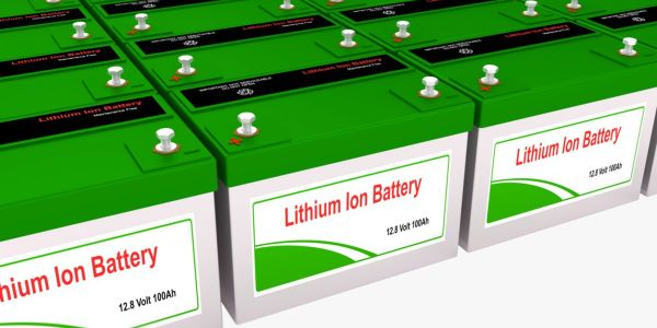 The primary concern with lithium-ion batteries is the hazards generated when you have a thermal...