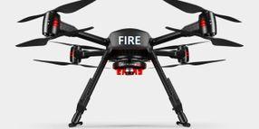 How Drones Advance Firefighting Capabilities